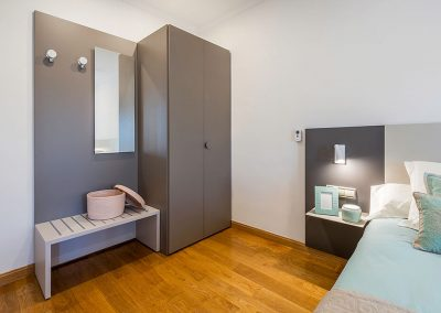 Interiorismo Vivienda Halcón armario