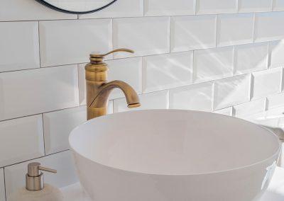 Interiorismo Vivienda Durango lavabo