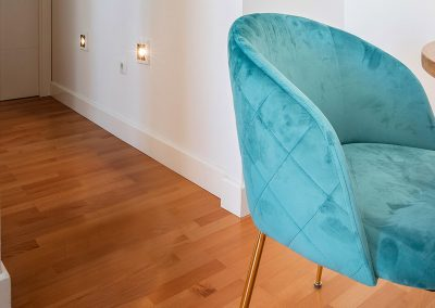 Interiorismo Vivienda Durango silla