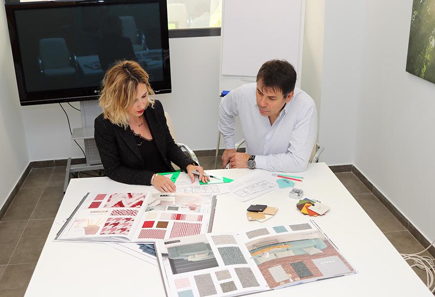 Interiorismo y dirección creativa desarrollo proyecto