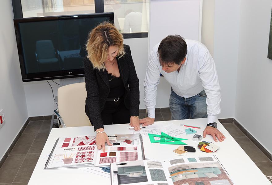 Interiorismo y dirección creativa planificación proyecto