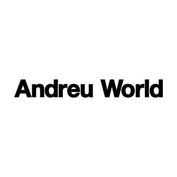 Logotipo Andreu World